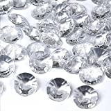 Wedding Table clear Diamantes 28+28g free