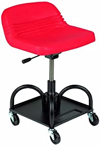 USA Made -Professional Adjustable Mechanic's Seat (HRAS) - by  Whiteside Manufacturing