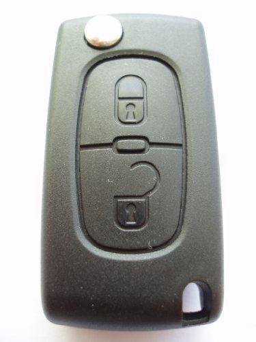 remotefobcentre-a31-replacement-2-button-flip-key-fob-case