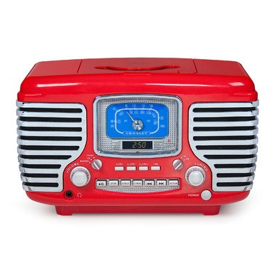 Corsair Cr612 Desktop Clock Radio - 10 W Rms - Stereo
