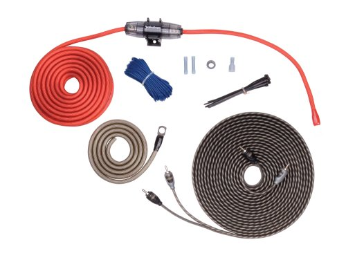 Rockford Fosgate 8 Awg Amplifier Install Kit With Interconnect