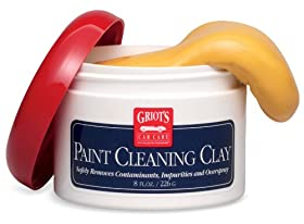Griot's Garage 11153 Paint Cleaning Clay 8 FL.OZ