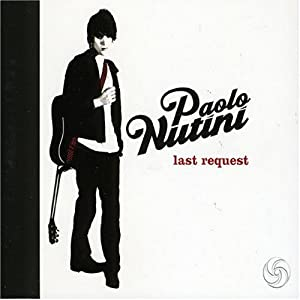 Last Request [2 Track CD]