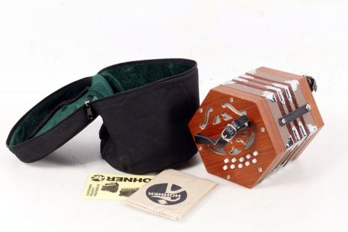 Hohner D40 Concertina Regular 888365046372