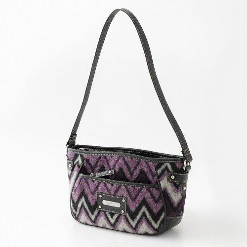 ... * rosetti handbags - Rosetti Dani Faux-Fur Zigzag Hobo Of Rosetti
