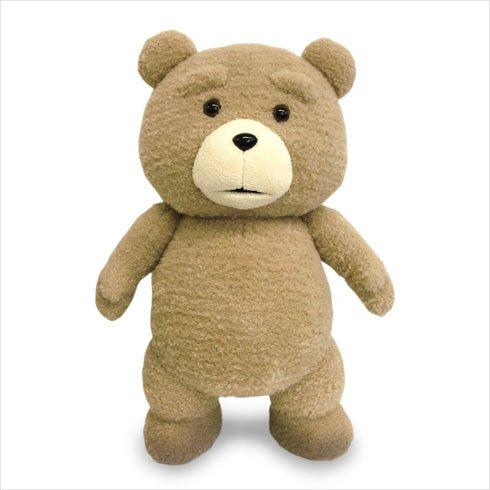 ted おれのBIGモフモフぬいぐるみ