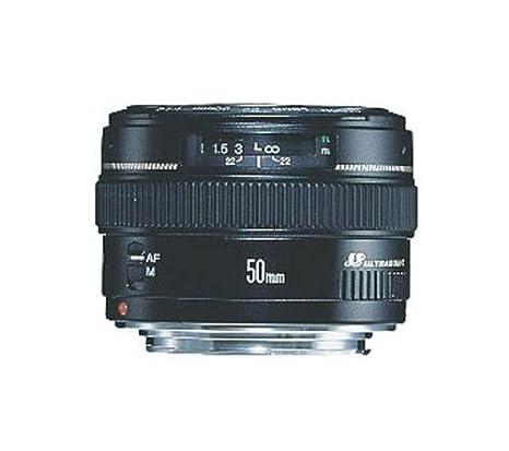 EF-Objektiv 50mm f/1.4 USM fur alle Spiegelreflexkameras von Canon Serie EOS