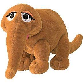 Buy Low Price Gund Enesco Sesame Street 4.25″ Snuffleupagus Beanbag Gund Plush Figure (B001EO3ZFI)