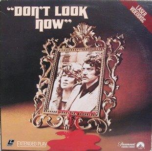 Don'T Look Now Laserdisc (Not A Dvd!!!) (Full Screen Format)