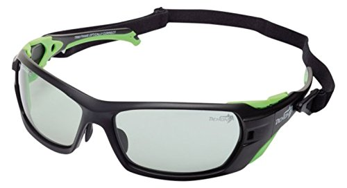 Demon occhiali sportivi, Black Green, Master Piece Black Fotocromatici 2 - 4