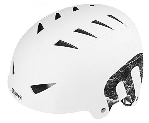 Mighty X-Style Freestyle Helm Fahrrad Stuntscooter Skateboard viele Farben