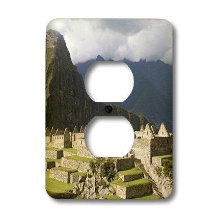 Lsp_86952_6 Danita Delimont - Machu Picchu - Peru, Machu Picchu - Sa17 Bja0055 - Jaynes Gallery - Light Switch Covers - 2 Plug Outlet Cover