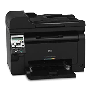 HP LaserJet Pro color 100 MFP M175nw - Impresora multifunción láser color (16 ppm, conexión WiFi + Ethernet/USB 2.0)