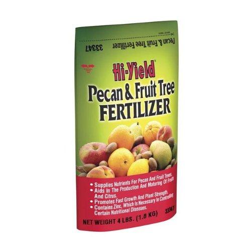 FERTILOME 4 Lb Pecan and Fruit Tree Fertilizer, 12 pack Sold in packs of 12