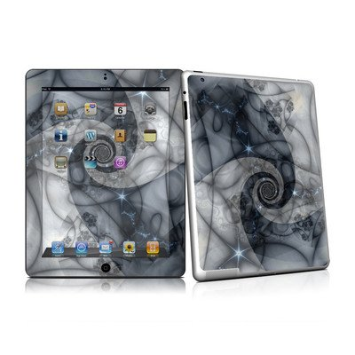 Birth Of An Idea Design Protective Decal Skin Sticker (Matte Satin Coating) For Apple Ipad 2Nd Gen Tablet E-Reader front-1006098
