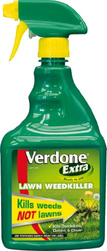 Verdone extra diserbante per prato 800 ml pronto all 39 uso for Diserbante per prato