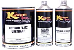 Custom Shop KIT-HRF209-M-GL 56 CORVETTE RED - Hot Rod Flatz