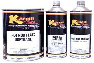 Kustom Shop KIT-HRF232-M-GL OXIDE RED - FLATZ KUSTOM SHP HOT ROD FLAT (Hot Rod Flatz Paint Red compare prices)