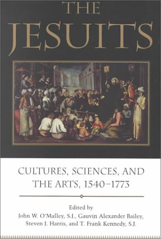 Sale alerts for University of Toronto Press, Scholarly Publishing Division The Jesuits: Cultures, Sciences, and the Arts, 1540-1773 - Covvet