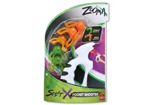 Goliath - 31351.012 - Jeu de Plein Air - Pocket Shooter Zooma