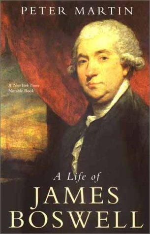 A Life of James Boswell, Mr. Peter Martin, Peter Martin