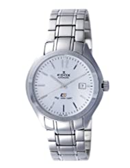 Edox Men's 80062 3 AIN Date Automatic C-1 Watch