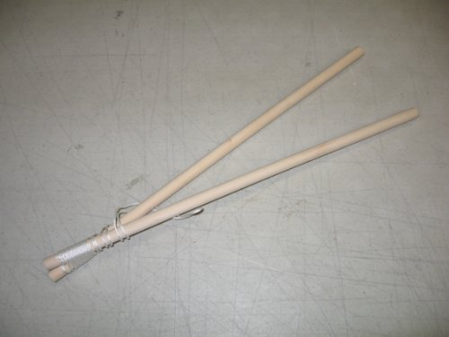 Wooden Diabolo Handsticks - 1