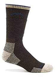 Darn Tough Vermont Merino Wool Boot Cushion Sock (Chocolate, Small)