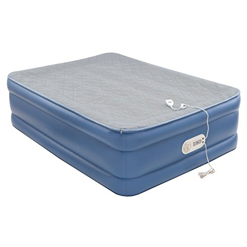 Aerobed Quilted Foam Topper Air Mattress Full Camp Stuffs