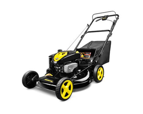 Brute 7800822 22 Inch 190cc Briggs Stratton 700 Series Gas Powered Rwd Variable Speed Self