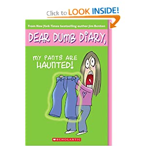 My Pants Are Haunted! (Dear Dumb Diary, No. 2) Jim Benton