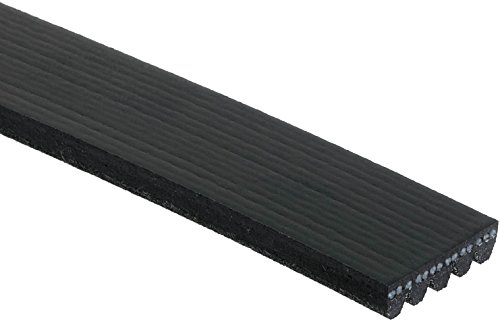 Acdelco 5K345 Professional V-Ribbed Serpentine Belt front-629476
