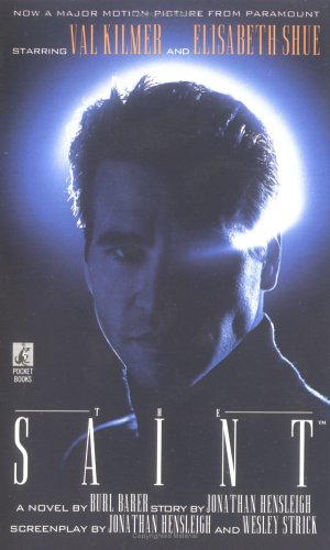 Image for The Saint (Pocket Books Tie-In)
