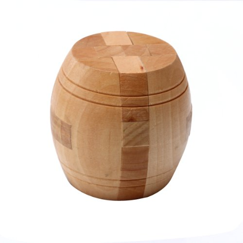 Kongming Luban Bois Serrure Seau Jouet Puzzle Enfant