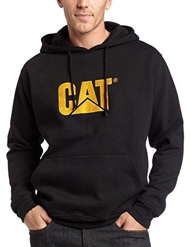 caterpillar-mens-big-tall-trademark-hooded-sweatshirt-black-medium