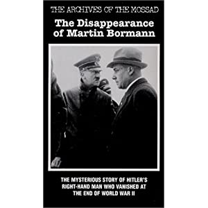 Pictures The Disappearance of Martin Borman