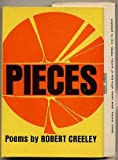 Pieces (0684100894) by Robert Creeley