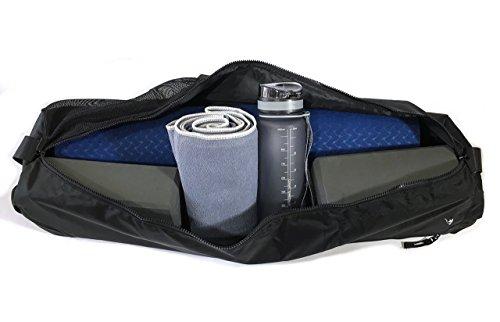 Yoga Mat Bag Waterproof Storeiadore