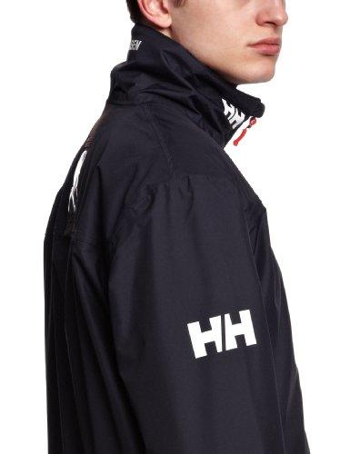 Helly Hansen Herren Segeljacke Crew Midlayer, Navy, L, 30253 -