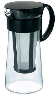 ハリオ 水出し珈琲ポットミニ 5杯用 600mlMCP-7B