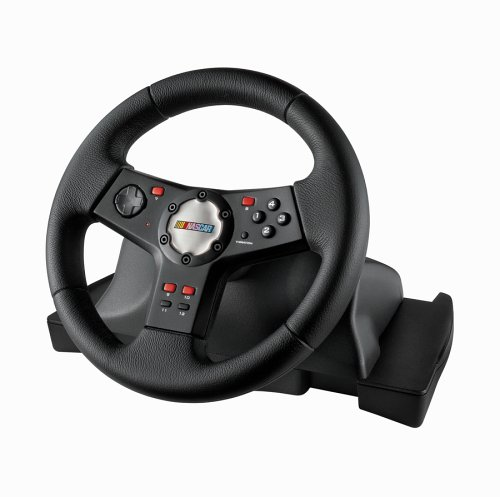 Logitech Nascar Racing Wheel With Vibration Feedback - Usb ( 963339-0403 )