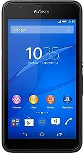 Sony Xperia E4G SIM-Free Smartphone - Black