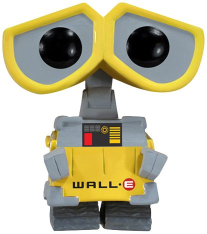Funko Wall E Pop  0830395027913 Figurina, 10cm