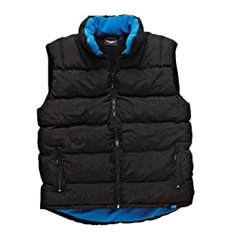 Dickies Mens 22 Range Tundra Gilet Bodywarmer / Jacket (M) (Black