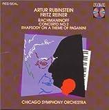 Rachmaninoff: Piano Concerto No. 2 / Rhapsody on a Theme of Paganini