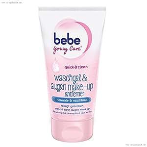 Bebe Young Care quick&clean Waschgel&Augen Make-up Entferner 150ml