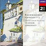 echange, troc Vladimir Ashkenazy - Rachmaninov symphonies nos.1