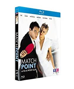Match Point (steelbox) [Francia] [Blu-ray]