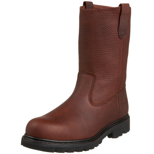 Caterpillar Men'S Colt Steel Toe Boot,Wellington Earth,14 W Us