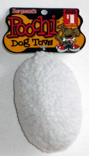 Poochi Dog Plush Dog Toy - 1